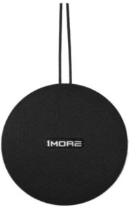image of a single black 1MORE S1001BT bluetooth wireless speaker
