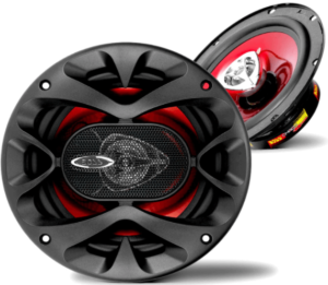 image of the BOSS Audio Systems CH6520 Car Speakers, set of 2-black