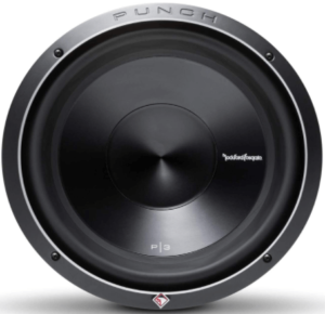 image of the Rockford Fosgate P3D4-12 Punch, 12-Inch Subwoofer-black