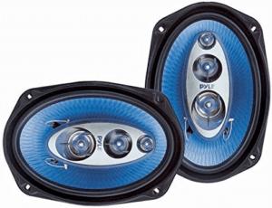 image of the Pyle PL6984BL 6''x 9'' car speakers- Pair,blue