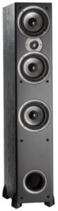 image of the Polk Audio Monitor 60 Series II Floorstanding Speaker- black