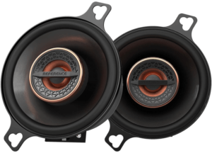 This is an image of the Infinity REF3022CFX coaxial car speakers-set of 2,black