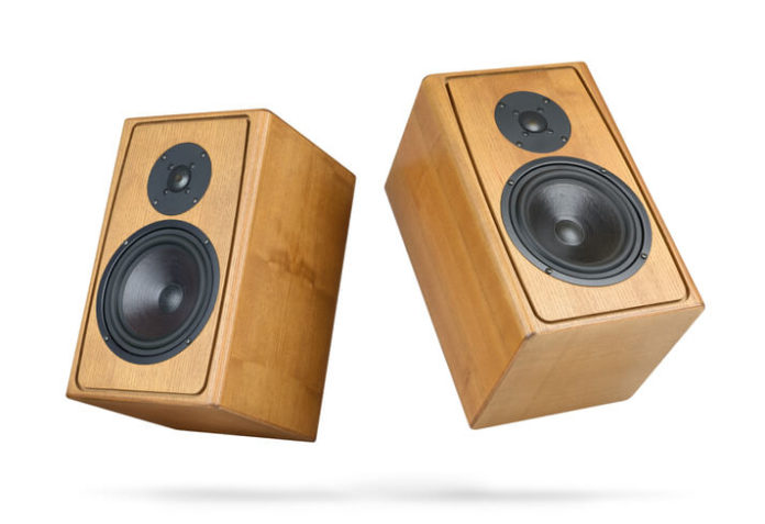 This is an image of a budget speaker